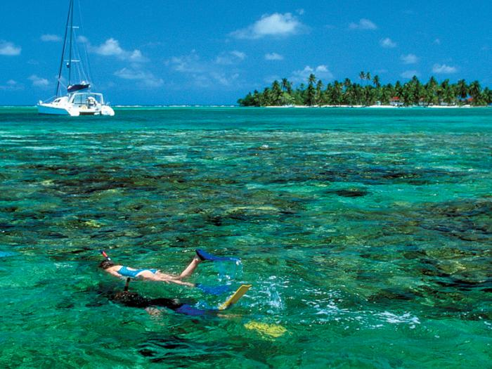 Dive in Belize