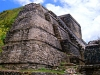 Altun Ha Side View Belize
