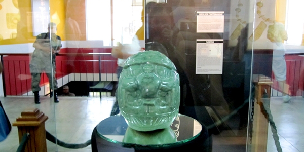 History Of The Jade Head