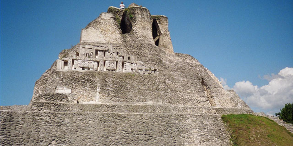 Ruins Of Belize